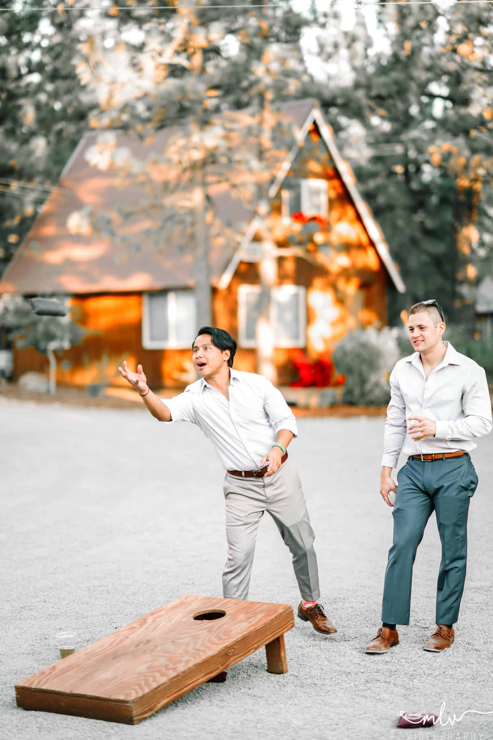 Chalet View Lodge Lake Tahoe Wedding Photographer and Videographer