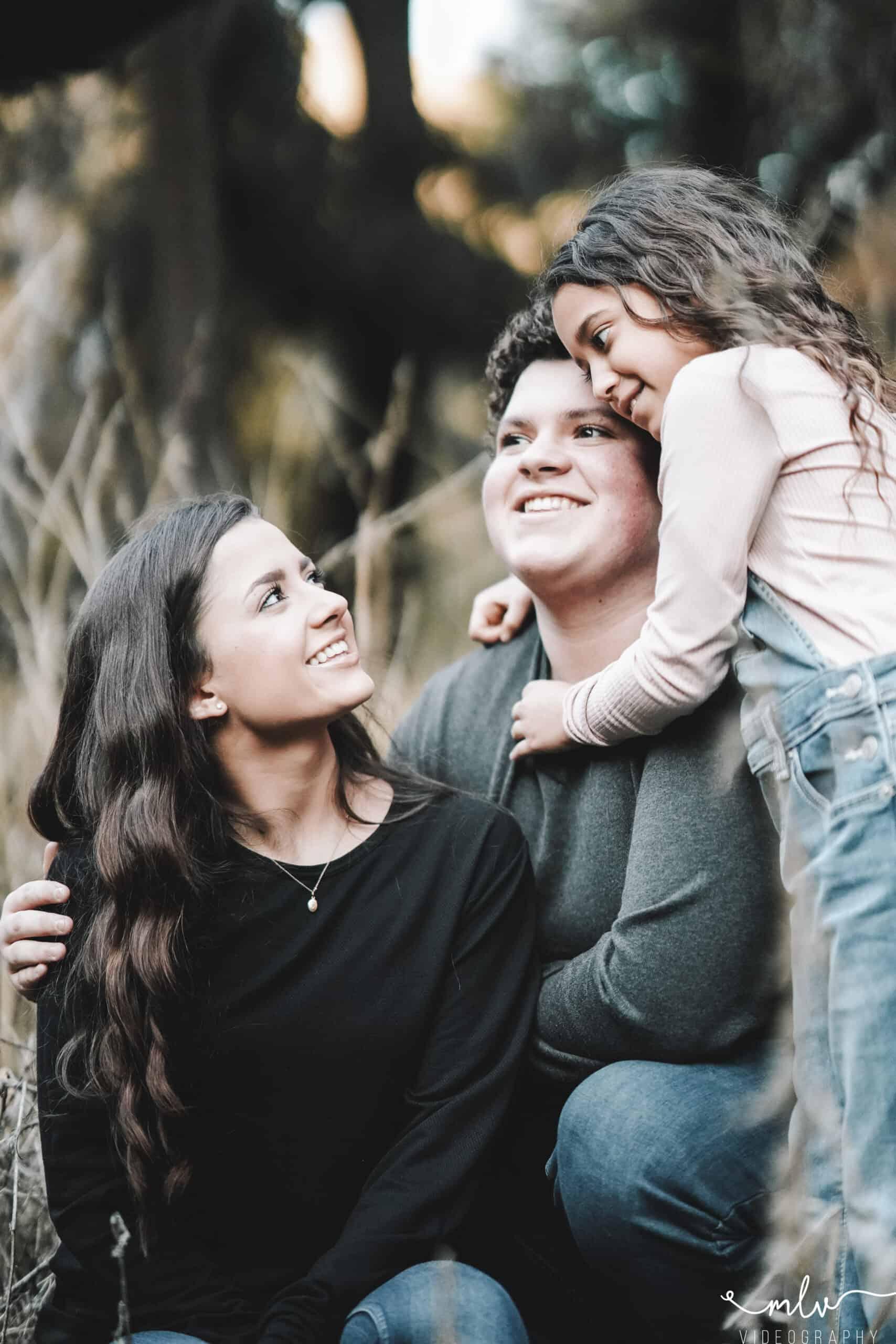 Alum Rock Park Family Photography