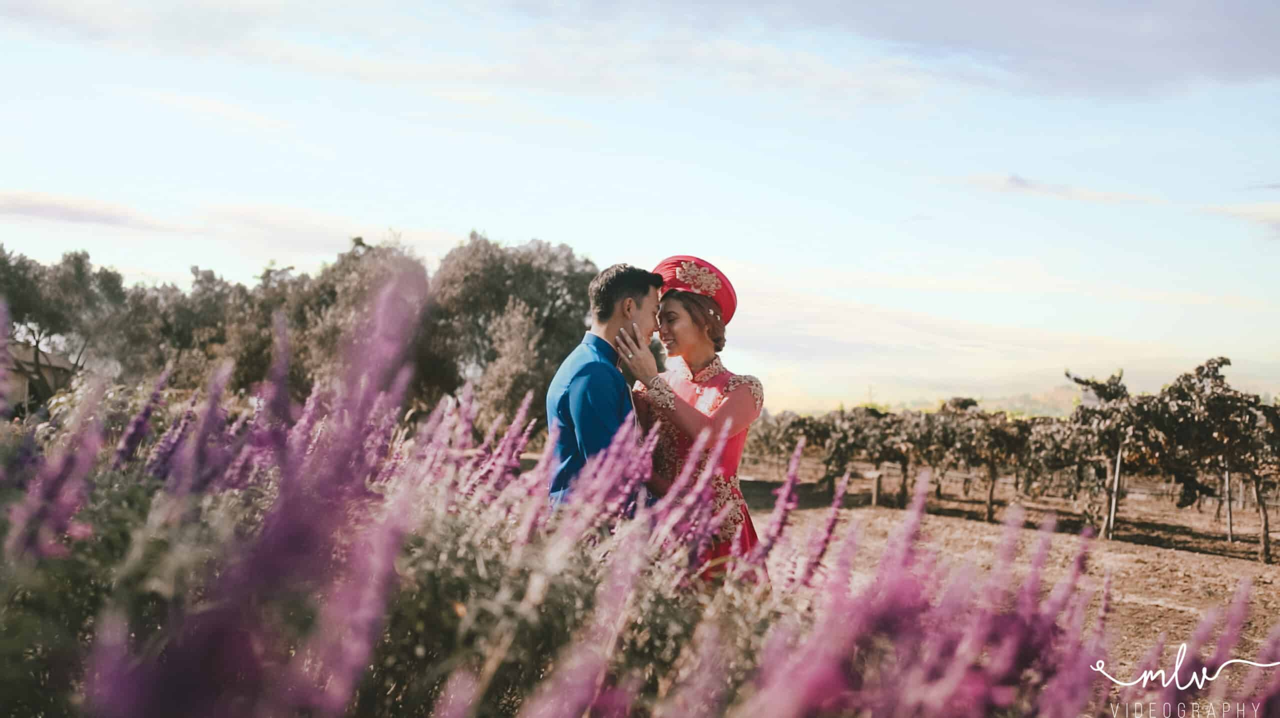 Wedding Léal Vineyards in Hollister California Bay Area Photographer and Videographer