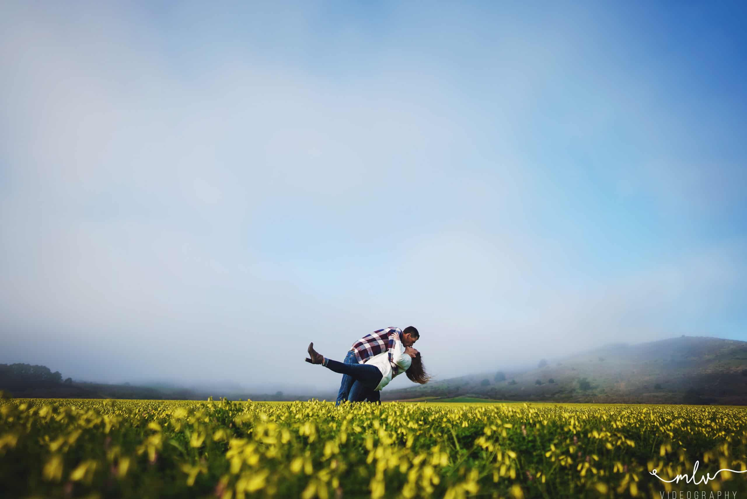 Engagement Photography in Half Moon Bay, California