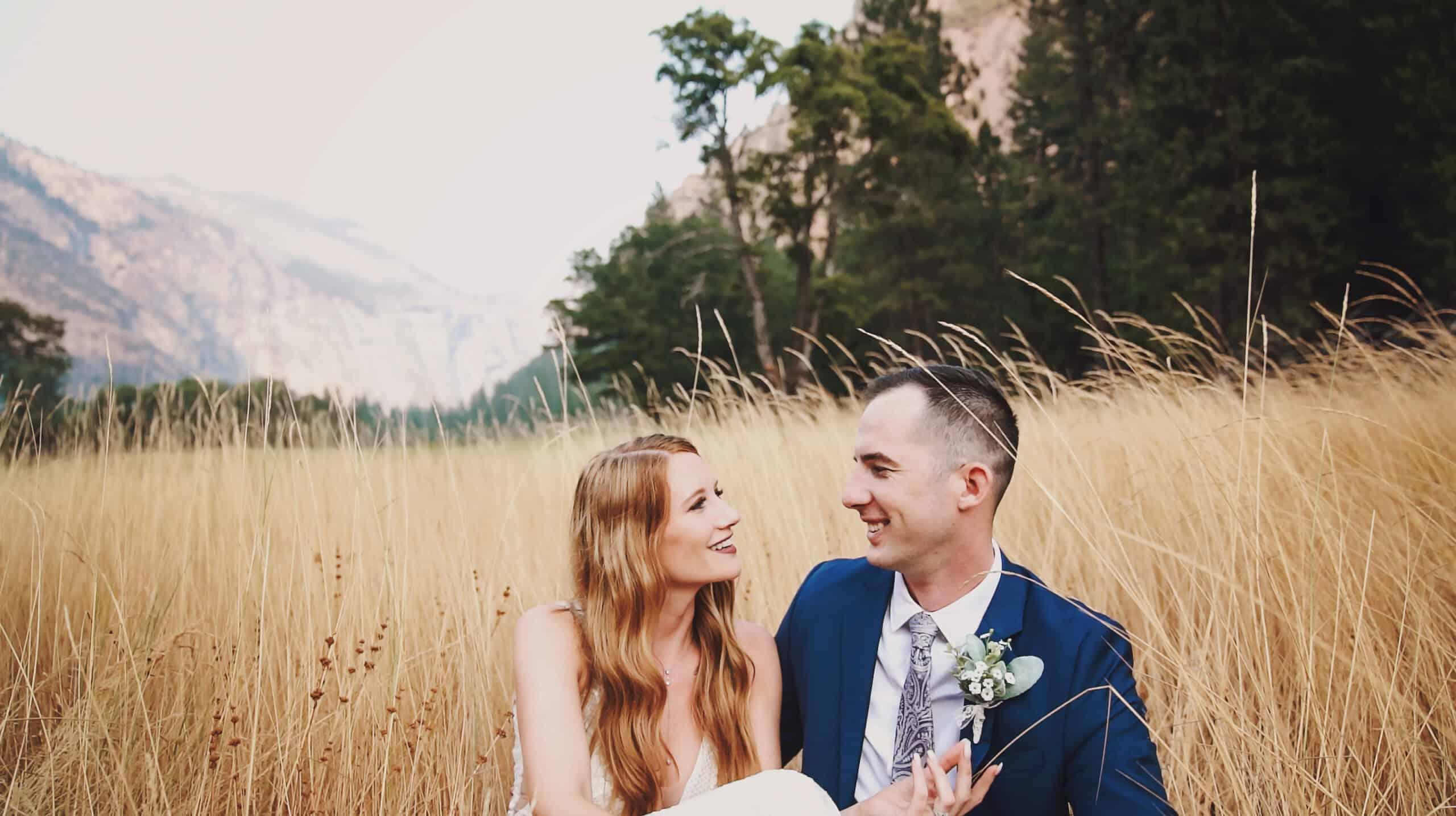 Yosemite National Park Wedding Elopement